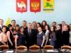 Встреча главы района Исрафиля Валишина с активом молодёжи